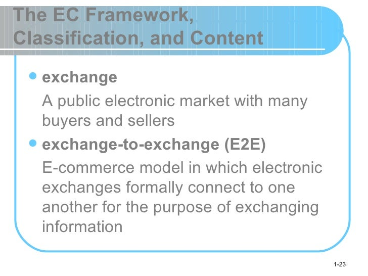 overview of electronic commerce What is ecommerce - an overview in its simplest form ecommerce is the buying  and selling of products and services by businesses or consumers over the world .