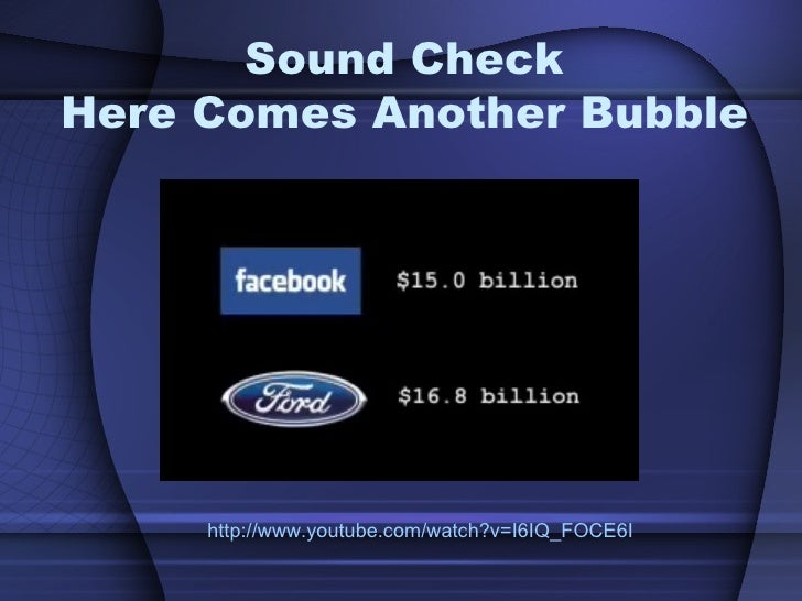 Sound Check Here Comes Another Bubble http://www.youtube.com/watch?v=I6IQ_FOCE6I