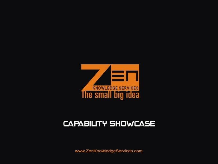 www.ZenKnowledgeServices.com