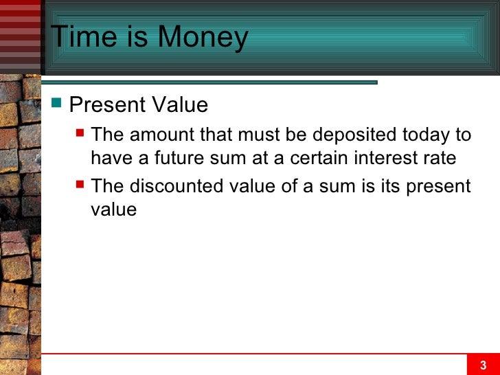 Chapter 05 Time Value Of Money Slide 3