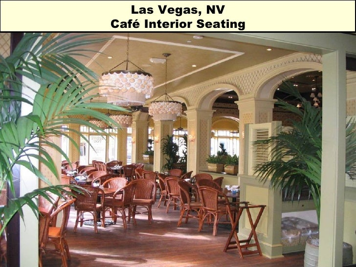 Las Vegas, NV Café Interior Seating