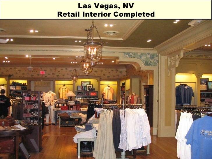 Las Vegas, NV Retail Interior Completed