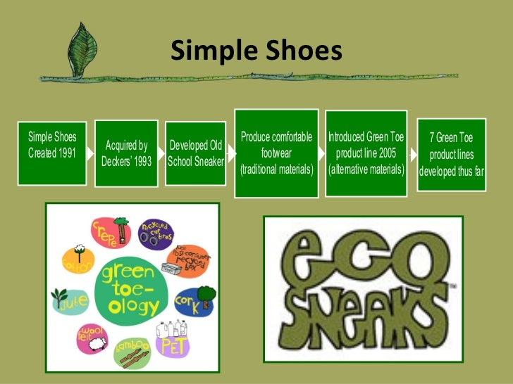 Life Cycle Assessment Of Footwear For Simple Shoes