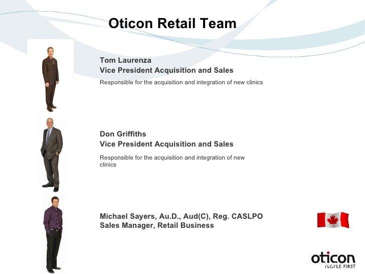 Oticon Canada
