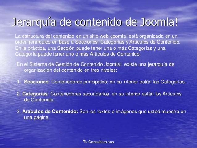 Curso Joomla