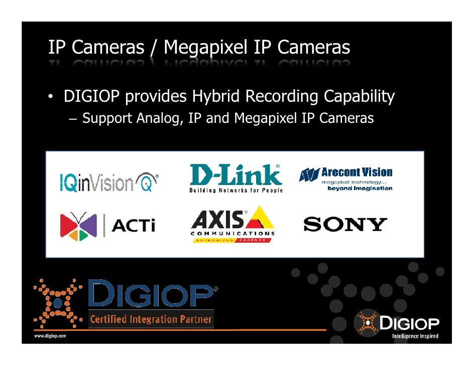 Digiop Release Of Dell Digital Video Management ...