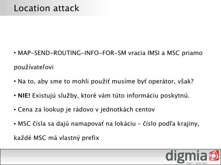 """Krátke zhrnutie        Existujúce siete nie sú bezpečné ●         Regulácia nepomáha, """"tí zlí"""" vedia, ako obísť lokalizáci..."""