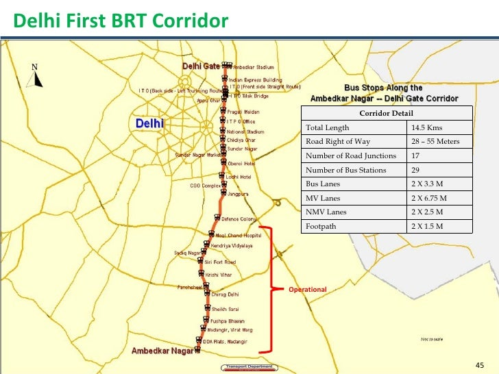 Dtc Bus Route Map Epub