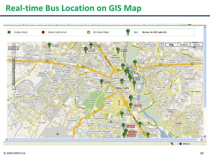 JnNURM Bus Financing - Delhi Experience on