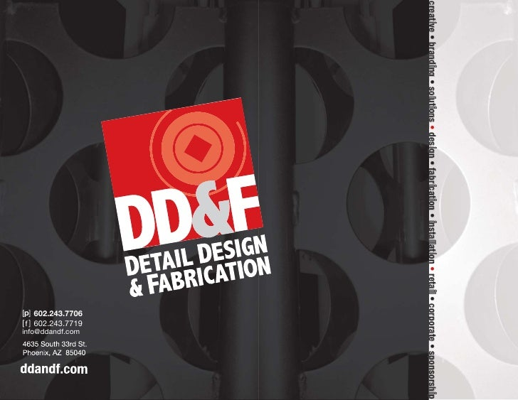 creative • branding • solutions design • fabrication • installation retail • corporate • sponsorship creative • branding •...