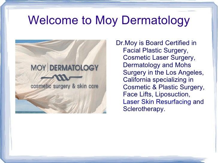 Cosmetic Laser Surgery California