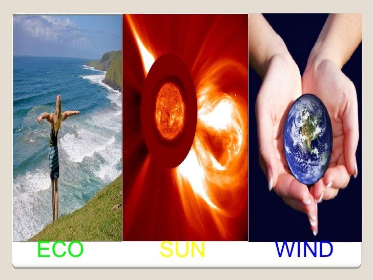 ECO   SUN   WIND
