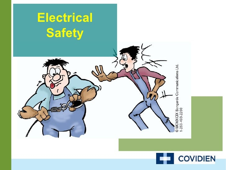 electrical safety cartoon images