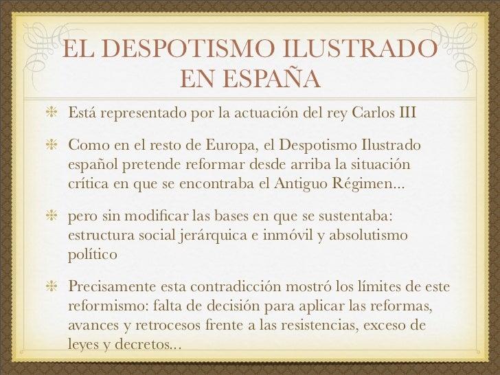 El siglo xviii en espa a el reformismo borb nico - Reformas economicas en madrid ...