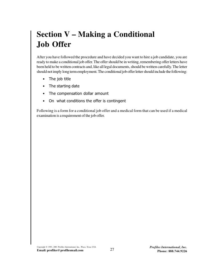 employment guide kd