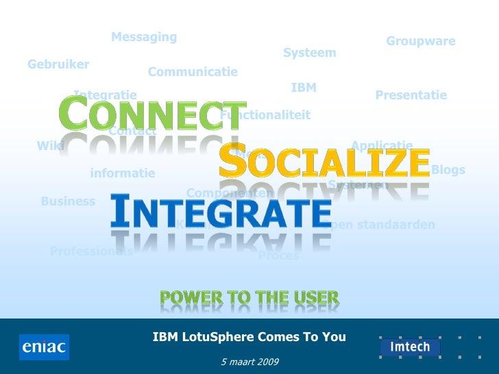 Messaging                                         Groupware                                                  Systeem Gebru...