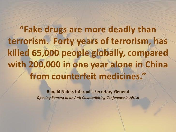 Drug Quotes Pleasing Fake Drugs Quote