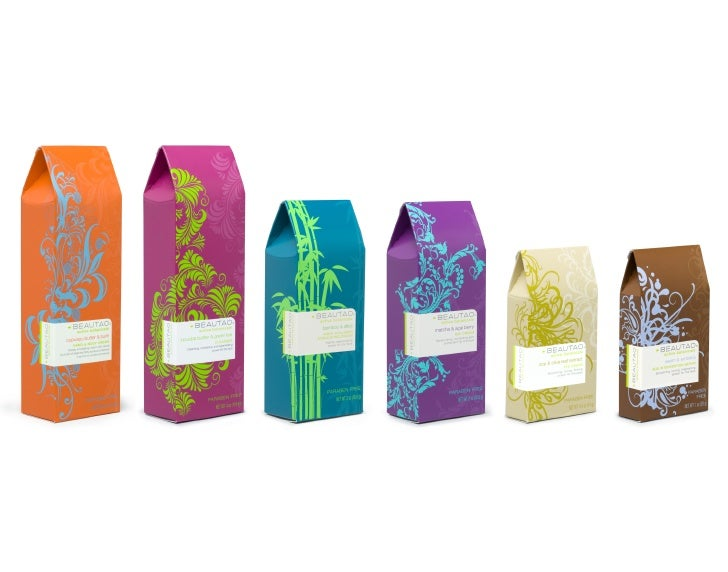 Award winning skincare packaging design Award winning design