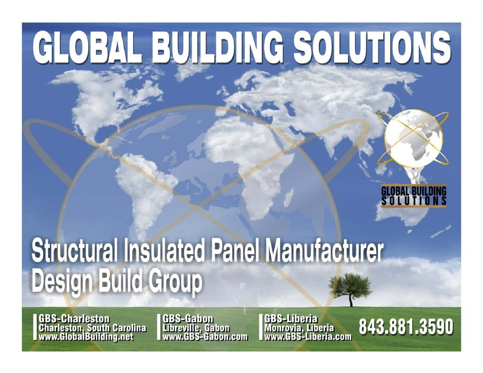 Structural Insulated Panel Manufacturer International Design Build Group GlobalBuildingSolutions