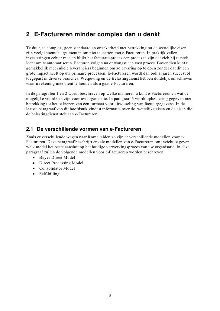 voorbeeldbrief facturen digitaal versturen Papieren factuur wordt verleden tijd! Handboek e Factureren voor over… voorbeeldbrief facturen digitaal versturen