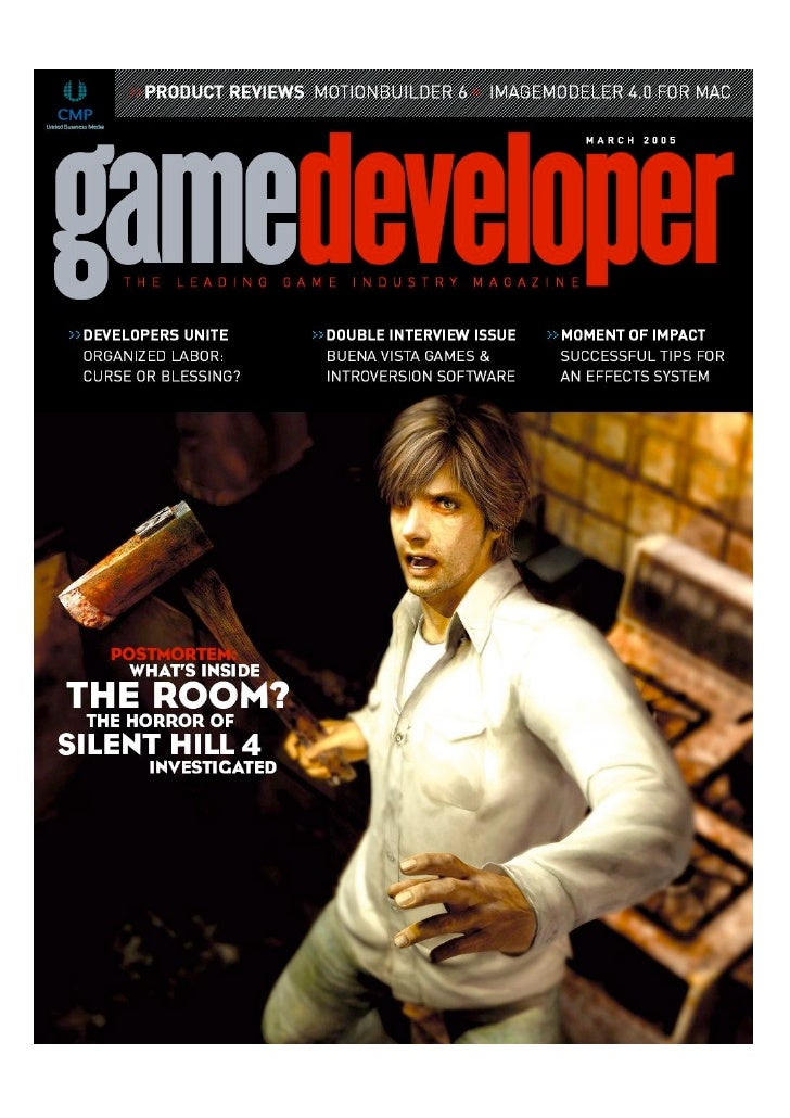 Game Developer Magazine -  Moment Of Impact