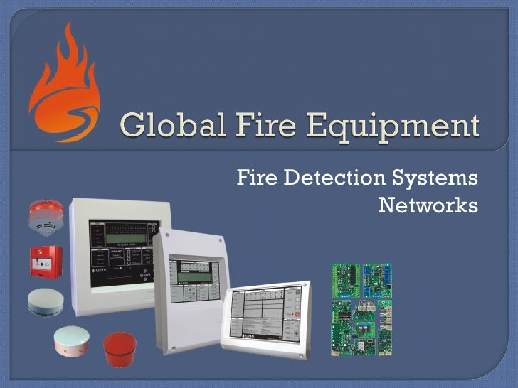 Fire Detection Systems Networks