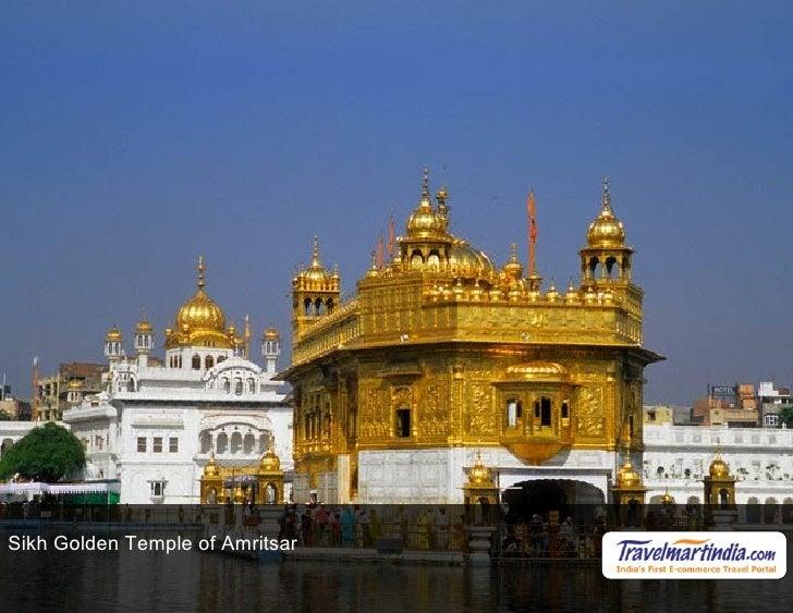 Sikh Golden Temple of Amritsar
