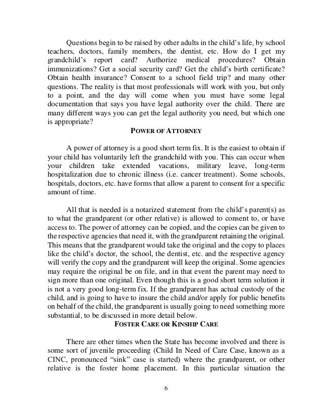 Medical Authorization Letter For Grandparents from image.slidesharecdn.com