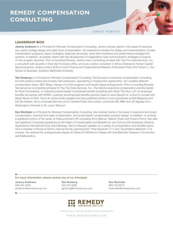 HITECH Sales Incentive Practices