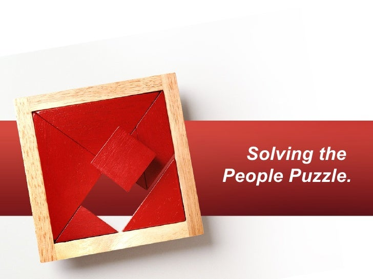 Solving the  People Puzzle. HR Central K.K.  Talents. Careers. Resources.