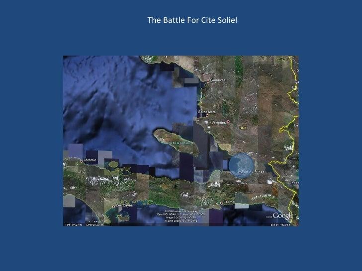 The Battle For Cite Soliel