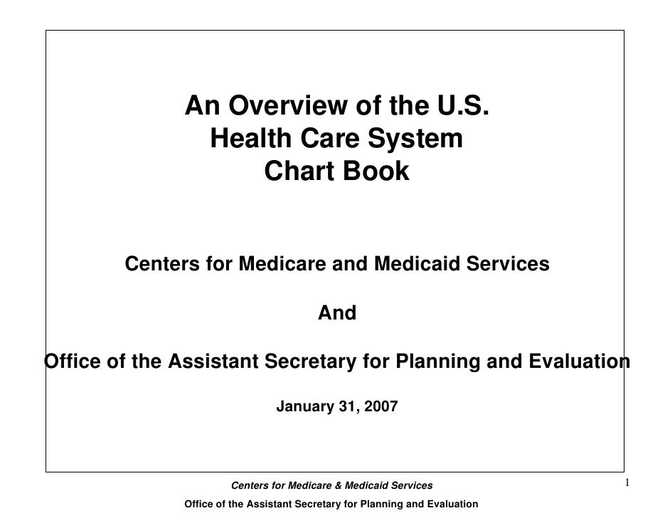 An Overview of the U.S.                Health Care System                    Chart Book           Centers for Medicare and...