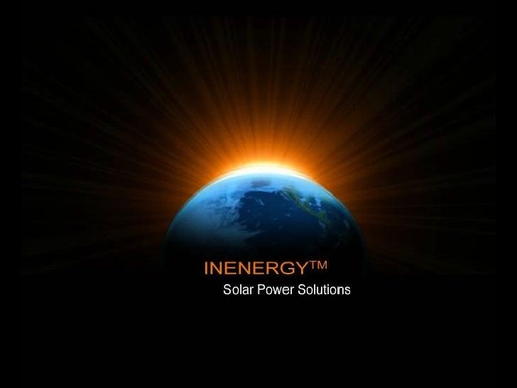 INENERGY™, Inc.
