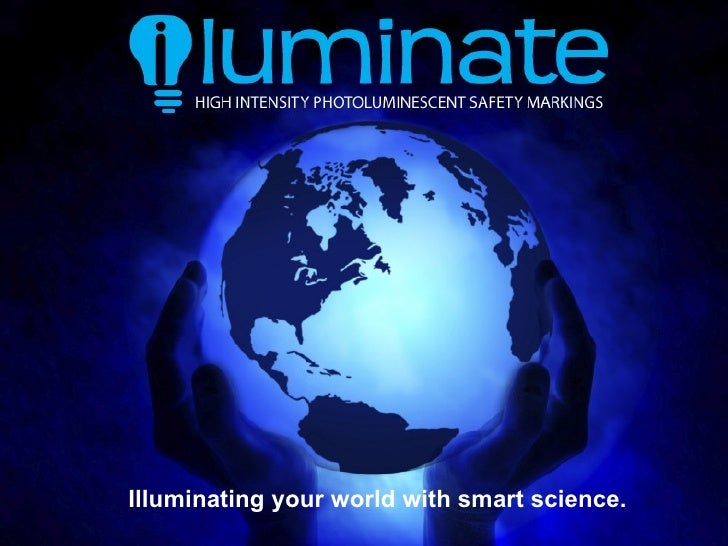 Illuminating your world with smart science.