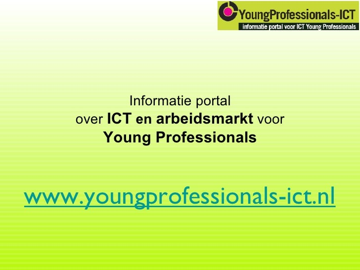 www.youngprofessionals-ict.nl