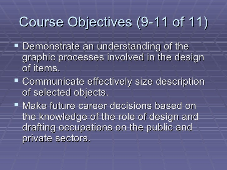 an introduction to the computer aided drafting and design Overview computer aided drafting and design is now a major industrial art used extensively in many applications and industries, including automotive, shipbuilding, apparel manufacturing.
