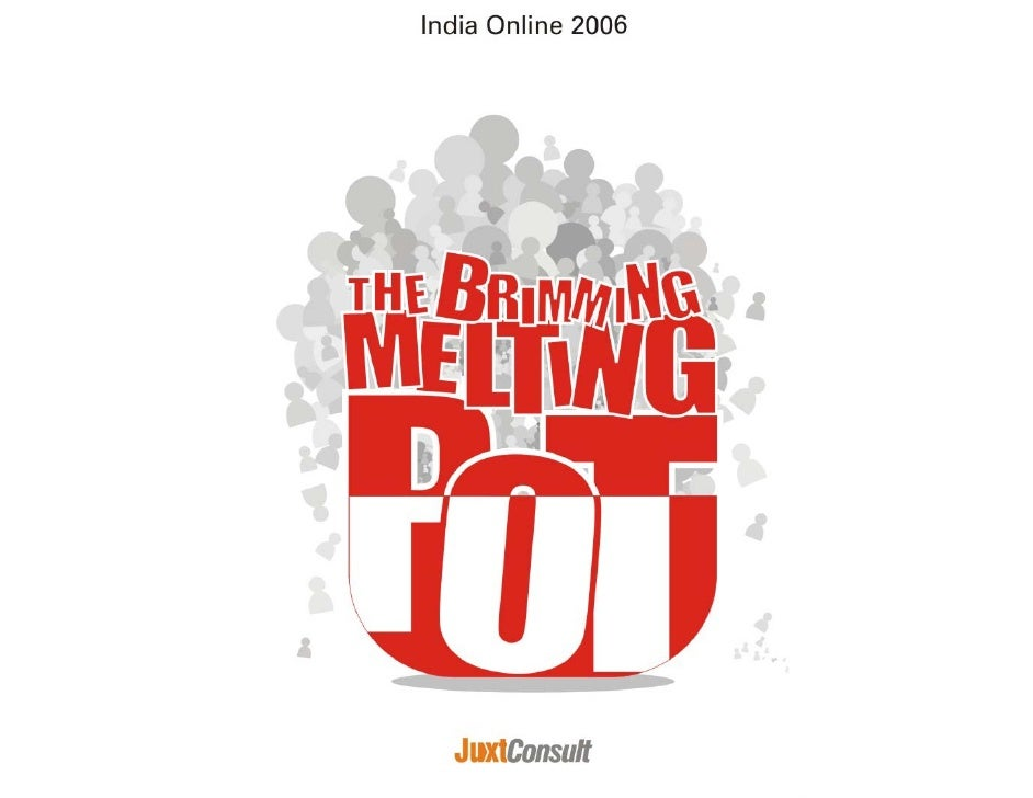 India Online 2006: Top Line Findings                Land survey undertaken with 5,500 households in 21 cities             ...