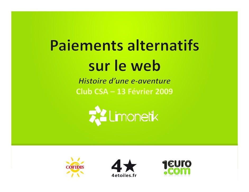 Julien CARRE, Cofidis  Direction des partenariats - Cofidis Leader du crédit sur Internet 4millions de cartes émises 2M€ d...