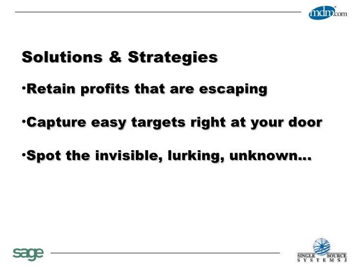 Make Service A Profit Center Best Practices For A