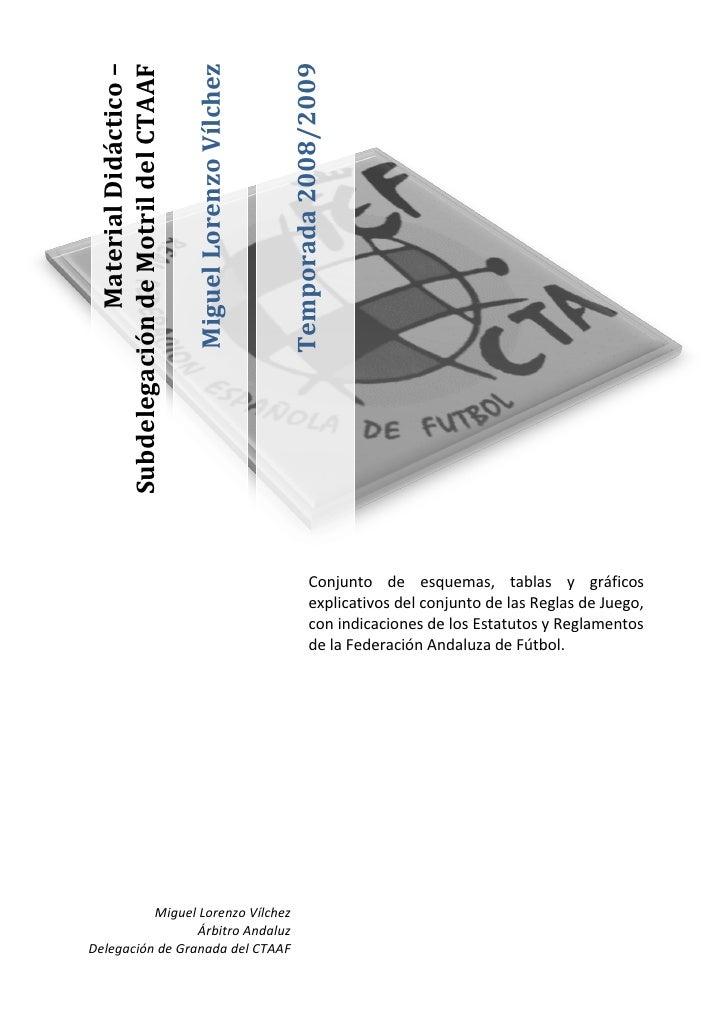 Material Didáctico –                                                                    Temporada 2008/2009               ...