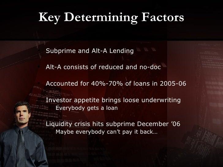 Mortgage Market Meltdown V2 Slide 3