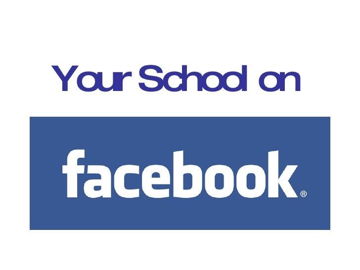 Your School on