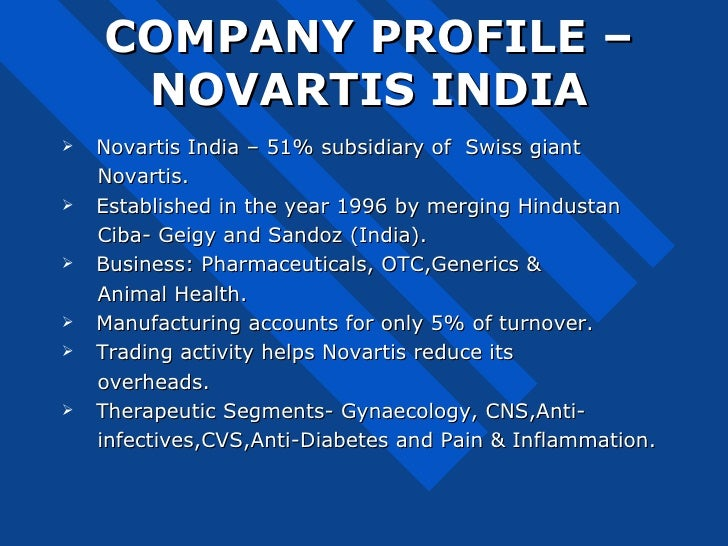 Novartis Animal Health Esb3: Novartis