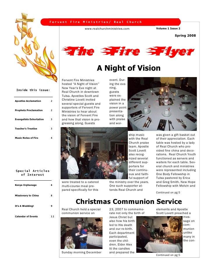 Fervent    Fire     Ministries/        Real        Church                                                 www.realchurchmi...