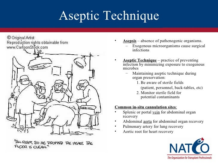 aseptic technique 1 Aseptic processing is a processing technique wherein commercially thermally sterilized liquid products (typically food or pharmaceutical) are packaged into previously sterilized containers under sterile conditions to produce shelf-stable products that do not need refrigeration.