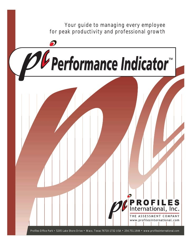 Your guide to managing every employee                for peak productivity and professional growth     Profiles Office Par...