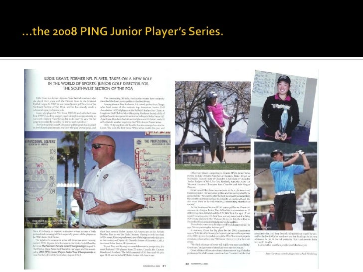 Southwest Section PGA: A Case Study