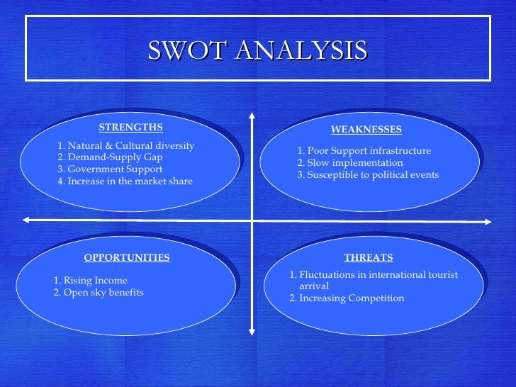 swot analysis of four star hotels Short feasibility study for a hotel  chart 3: swot-analysis  chart 8: development of 5-star hotels in vienna, 2008.