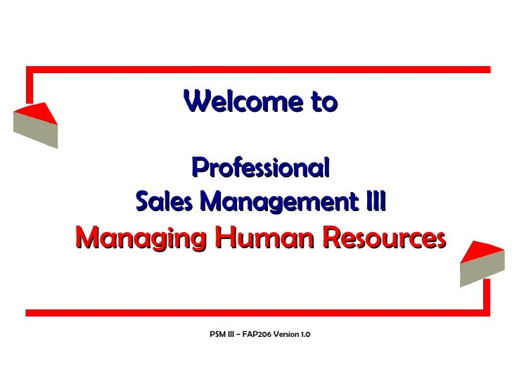 Human resources management course for Ford motor company human resources