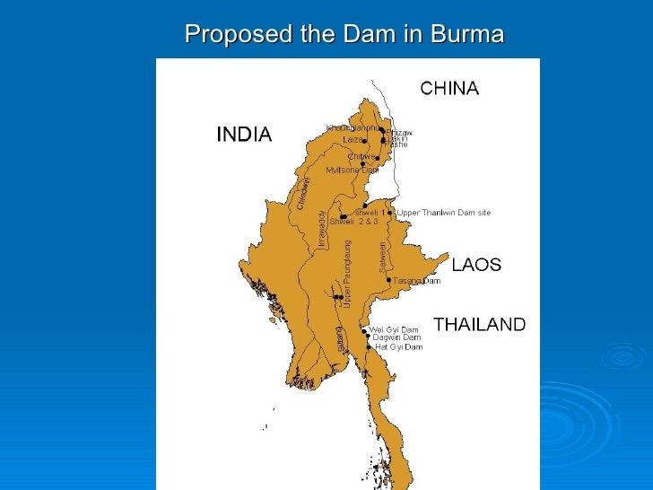 natural resources of myanmar